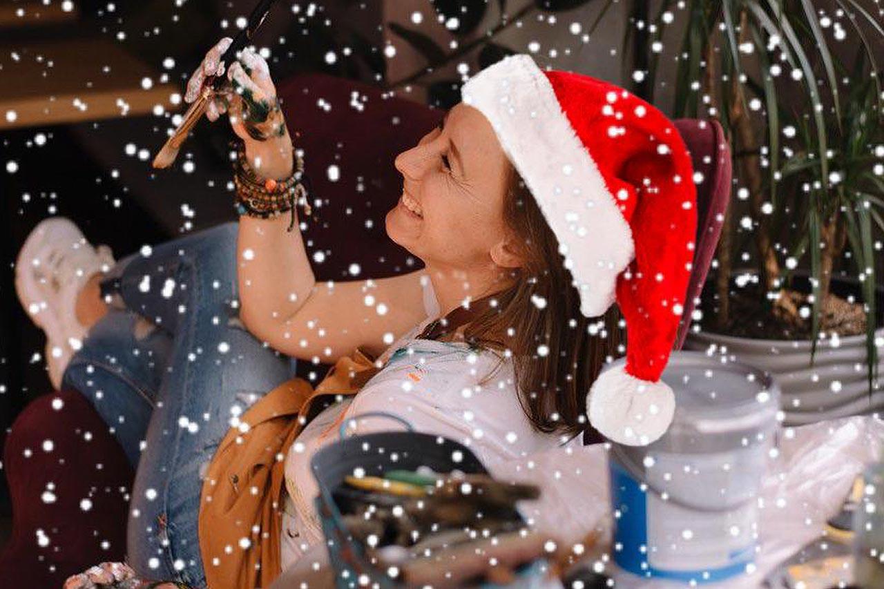 Топ 5 подарков на Новый год для декупажницы.