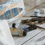 Почему декупажнице нужно начать рисовать?